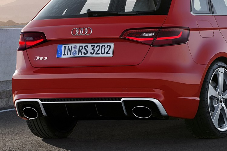arriere RS3 2015