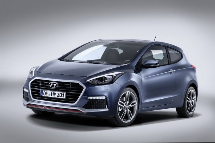 nouvelle i30 3P Turbo