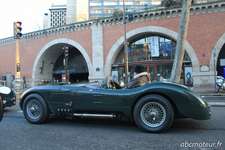 AC Cobra Traversee Paris hivernale 2015