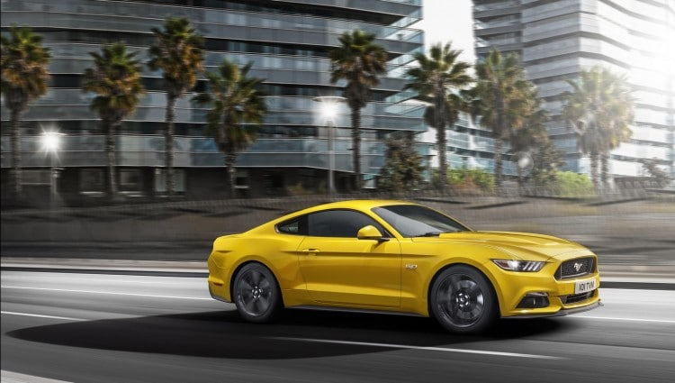 Ford Mustang 2015-2