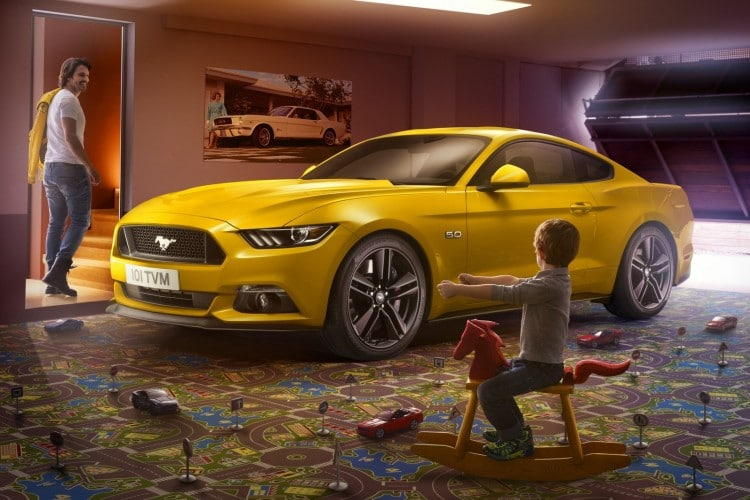 Ford Mustang 2015-4