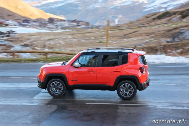 Jeep Renegade Multijet 140