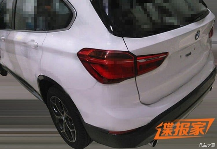 aile arriere BMW-X1 2015