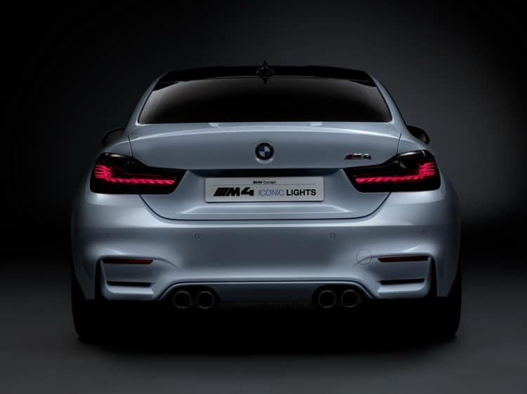 arriere BMW-M4-Concept-Iconic-Lights