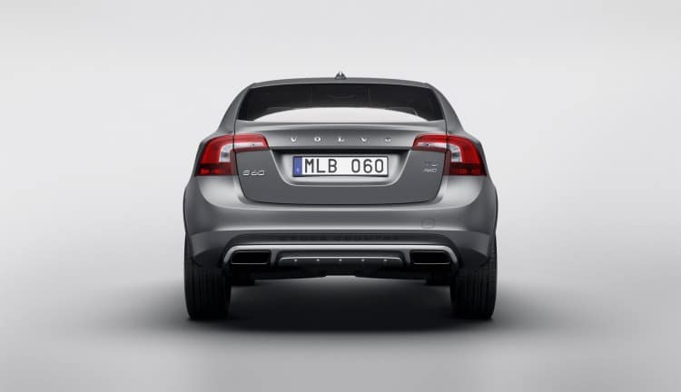 arriere Volvo S60 Cross Country
