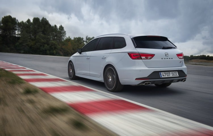 attaque Leon Cupra break