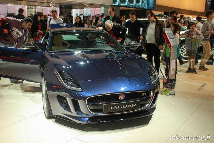 avant Jaguar F-Type
