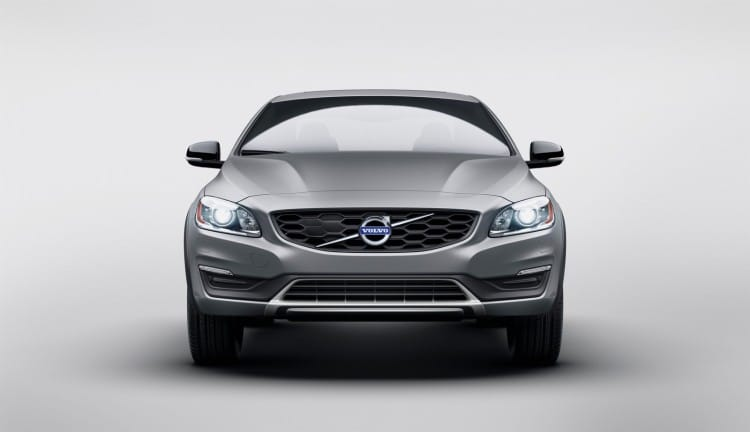 avant Volvo S60 Cross Country