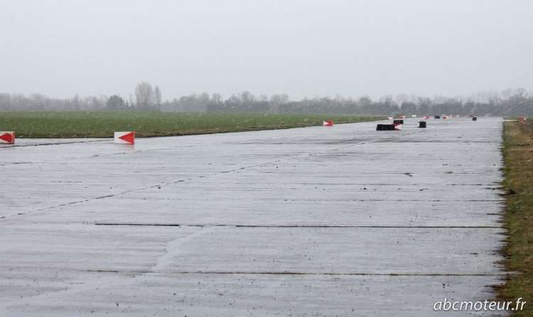 circuit Top Gear France aerodrome Brienne-le-Chateau