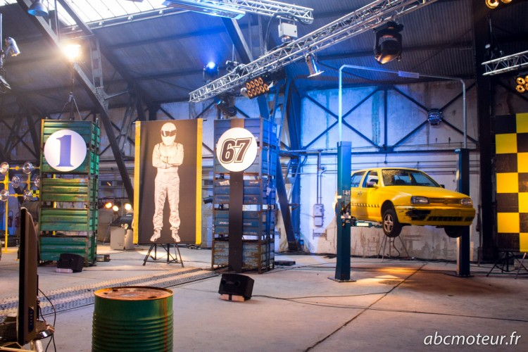 decors Top Gear France