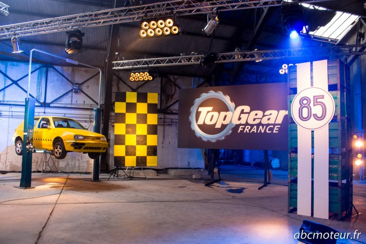 decors Top Gear francais
