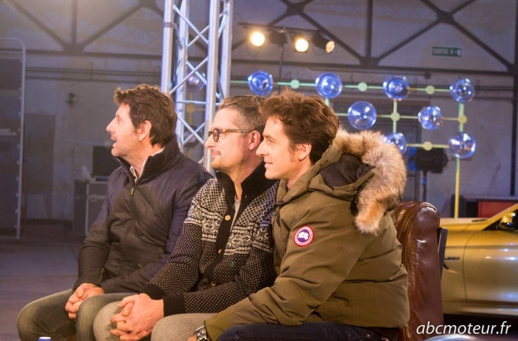 equipe Top Gear France