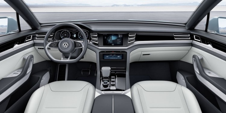 interieur Volkswagen-Cross-coupe-GTE