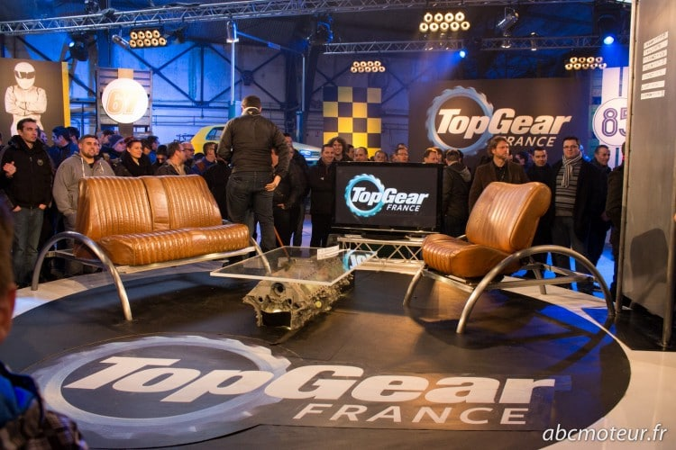 plateau Top Gear France