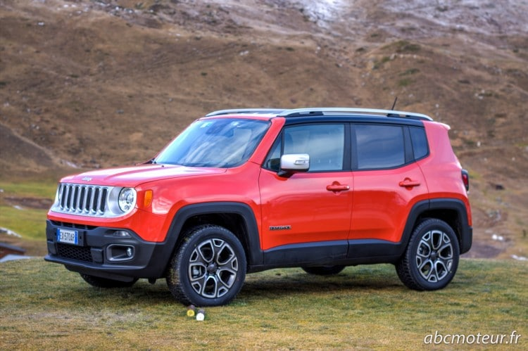 profil Jeep Renegade