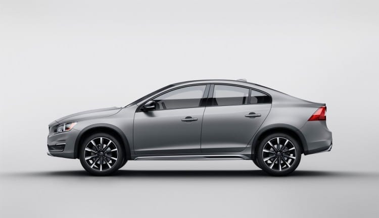 profil Volvo S60 Cross Country