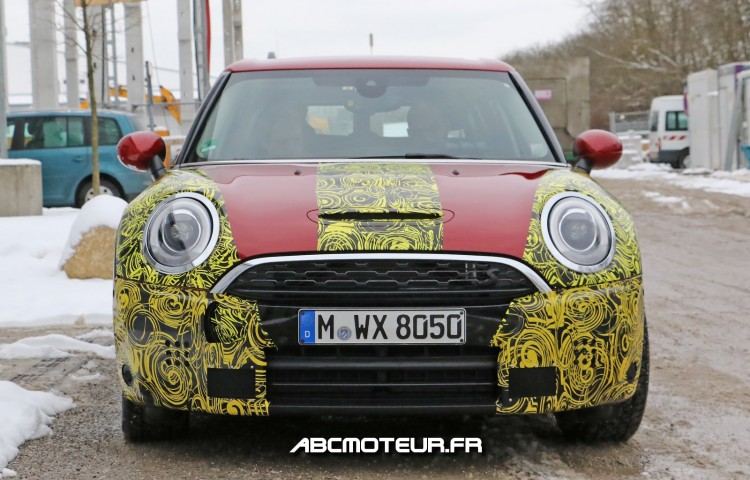 proue Mini Clubman Cooper S 2015