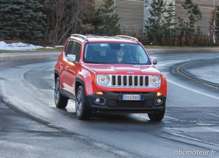 ville Jeep Renegade