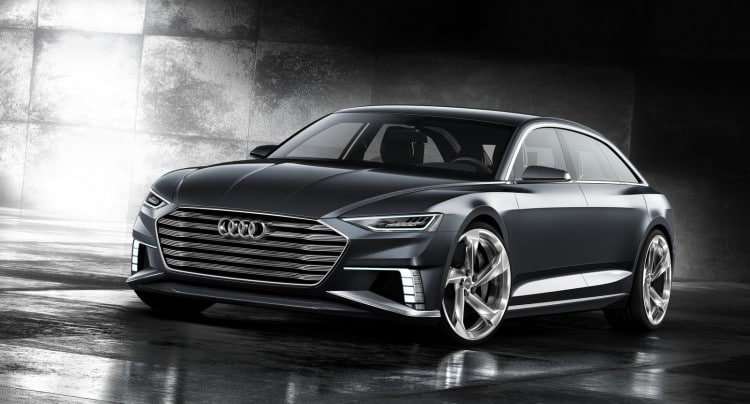Audi Prologue Avant Concept - 2