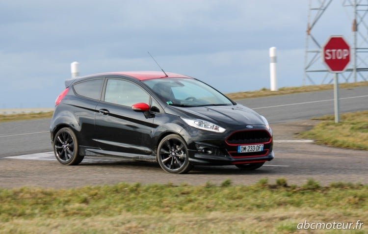 Ford Fiesta Black Edition EcoBoost