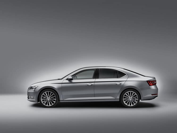 Nouvelle Skoda Superb 2015 - 6