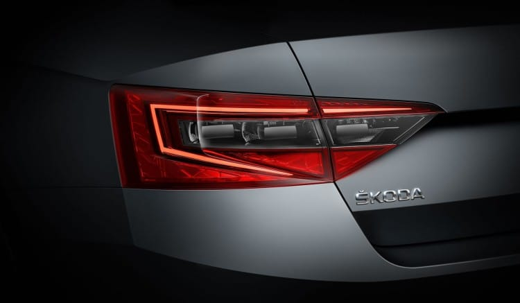 Nouvelle Skoda Superb 2015 - 7
