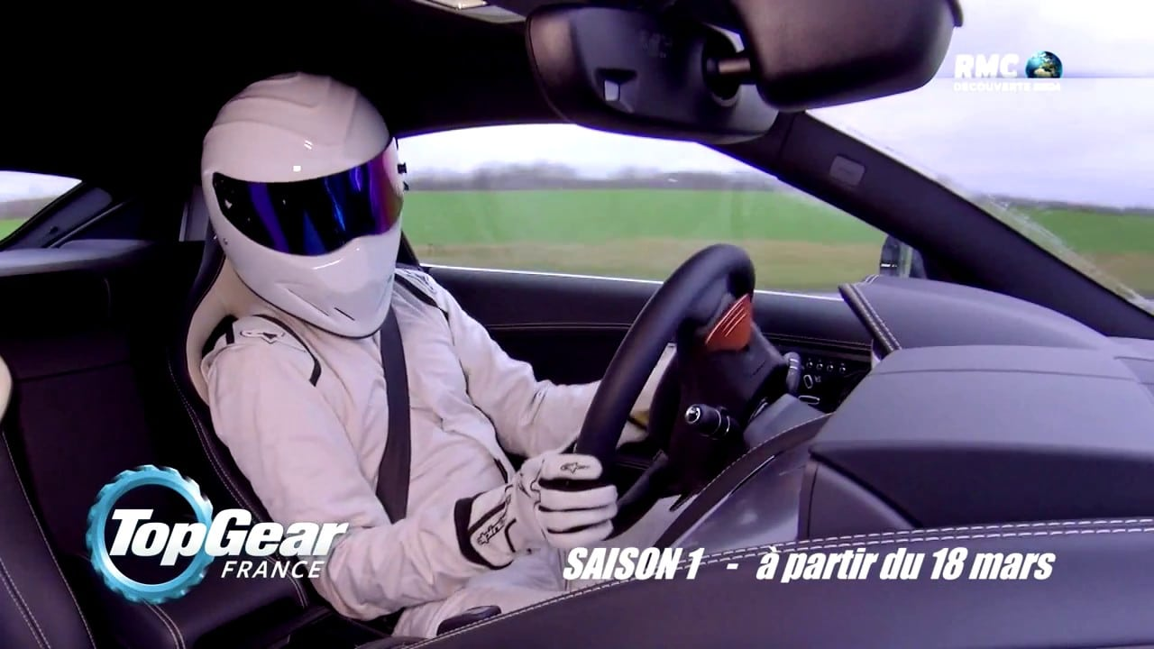Top Gear France annonce la couleur !