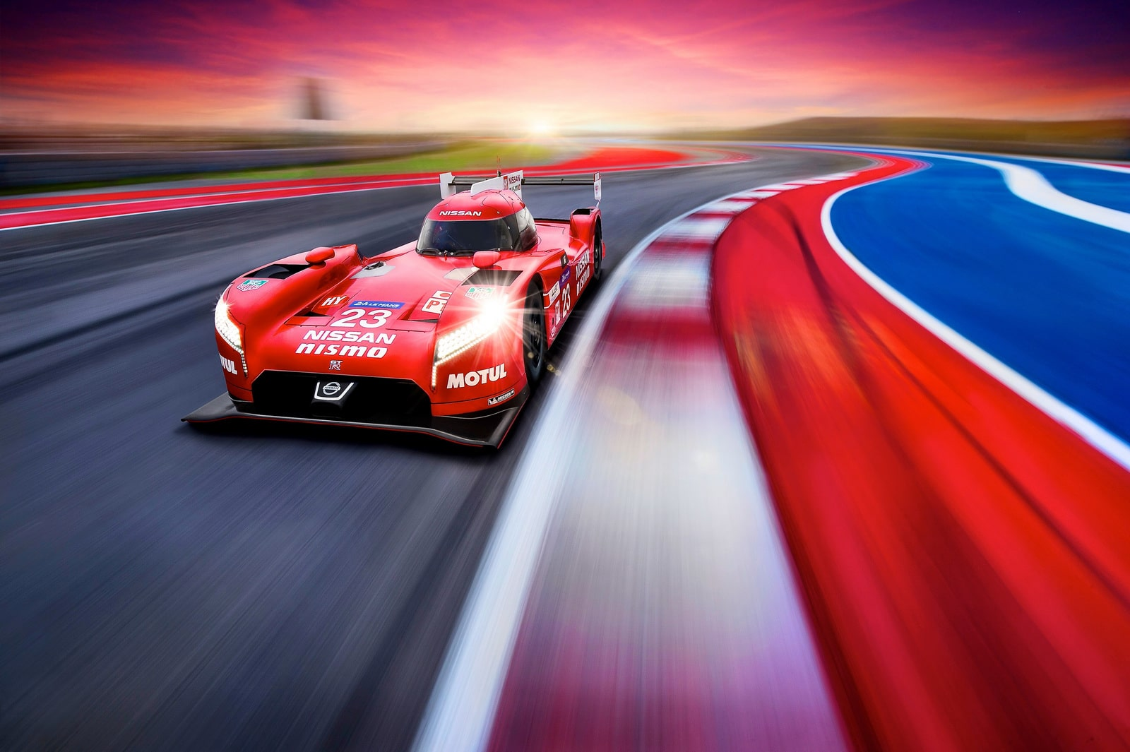 Nissan GT-R LM Nismo : Nissan is back