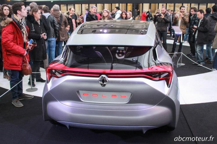 arriere Renault Eolab