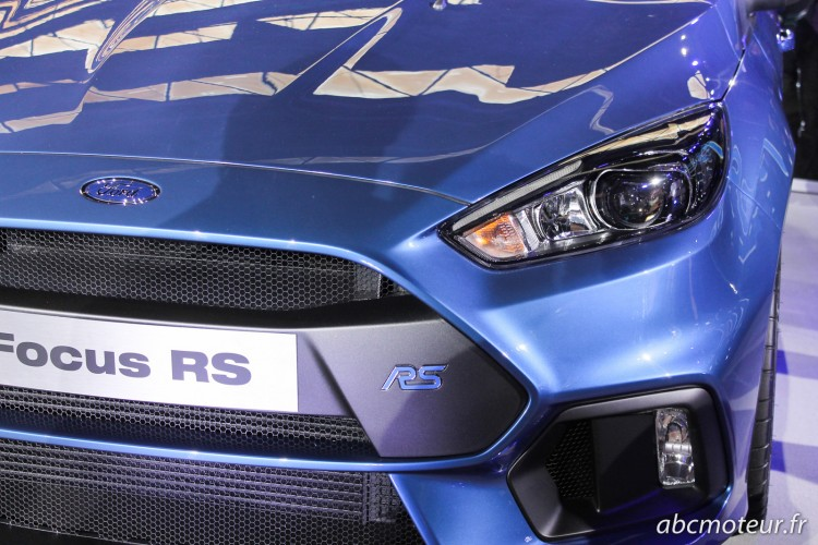 calandre Ford Focus RS 3