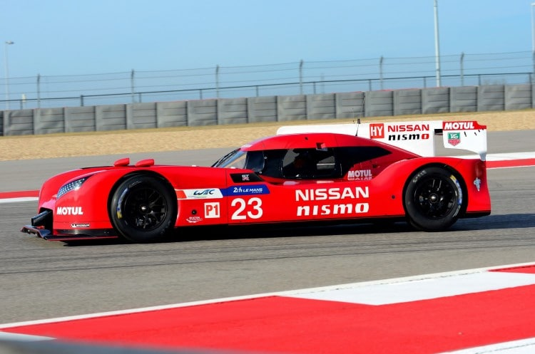 circuit Nismo Nissan-GT-R-LM