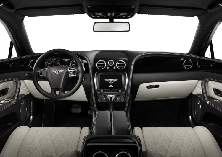 interieur Bentley-Flying-Spur