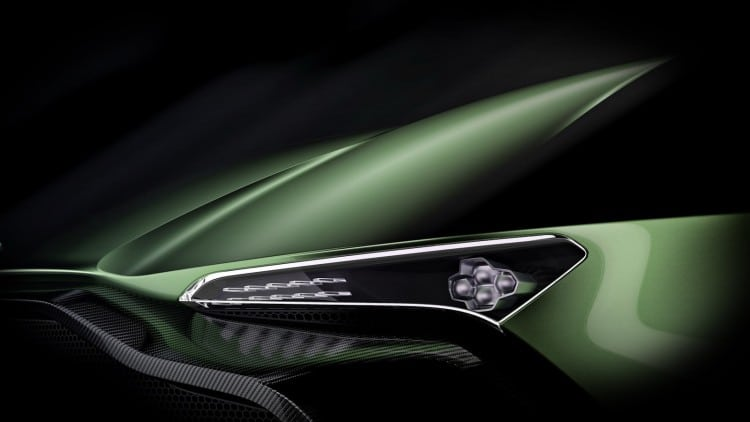 optique Aston Martin Vulcan