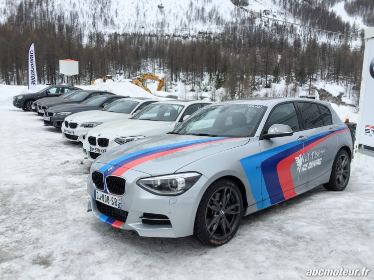 voitures BMW xDrive Tour 2015