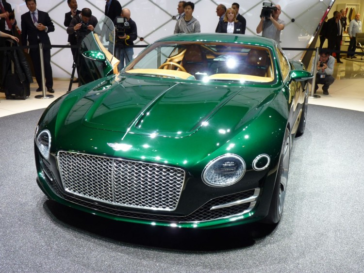Bentley Exp 10 Speed 6 - 10