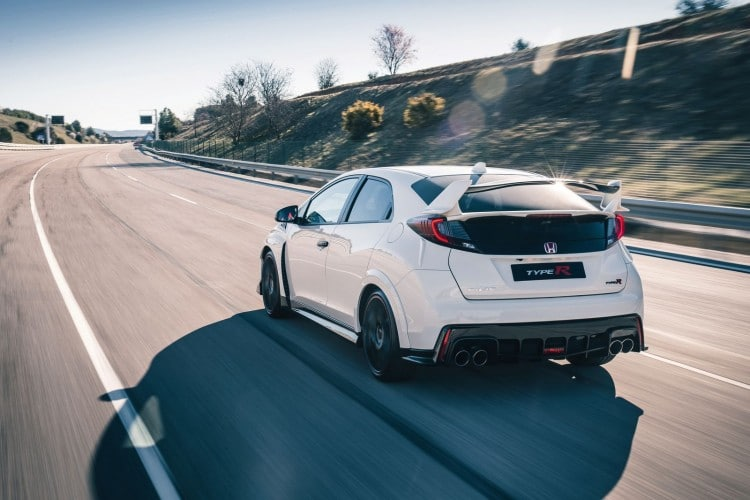Honda Civic Type R 2015 - 13