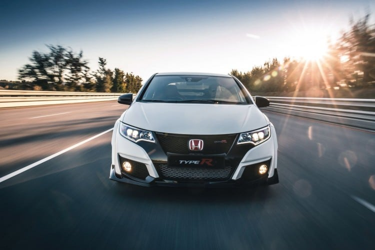 Honda Civic Type R 2015 - 16