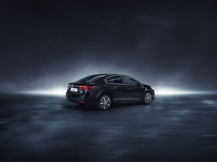 Toyota Avensis Restylage 2015 - 2