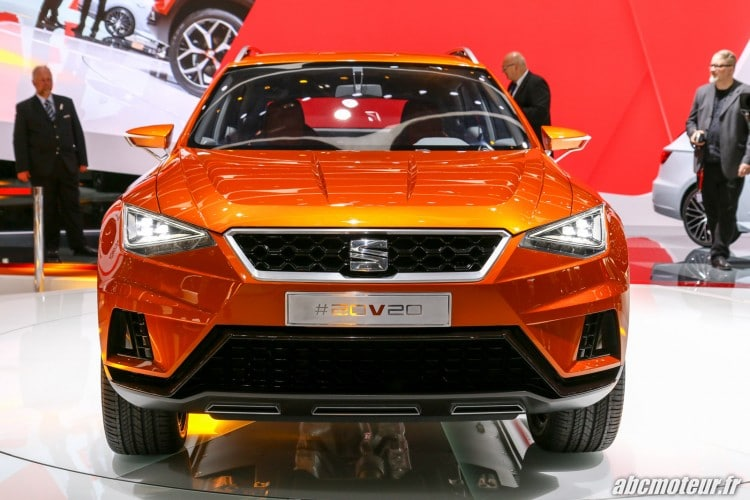 avant Seat 20V20 Concept Geneve