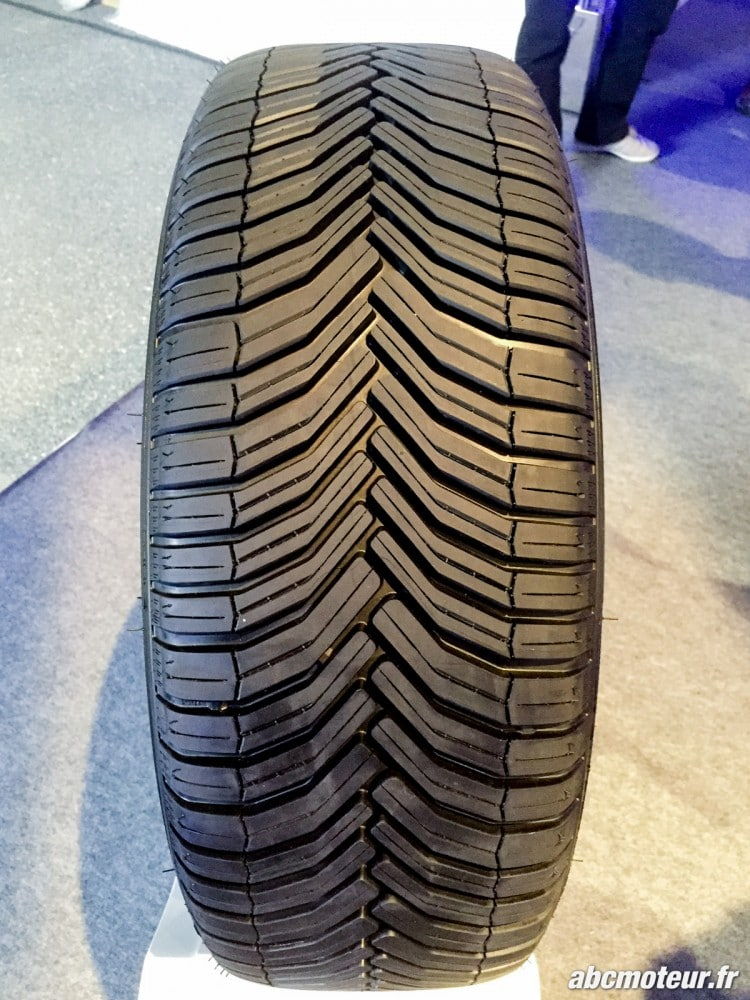 bande roulement Michelin CrossClimate