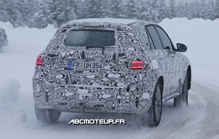 futur Mercedes GLC plug-in hybrid