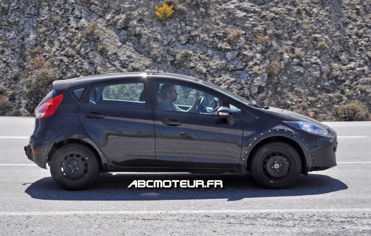 profil future Ford Fiesta RS