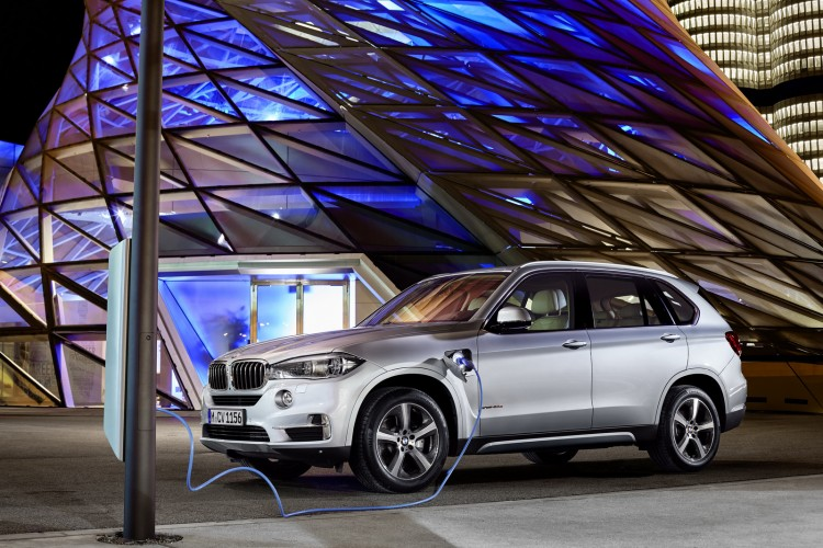 recharge BMW-X5-xDrive40e