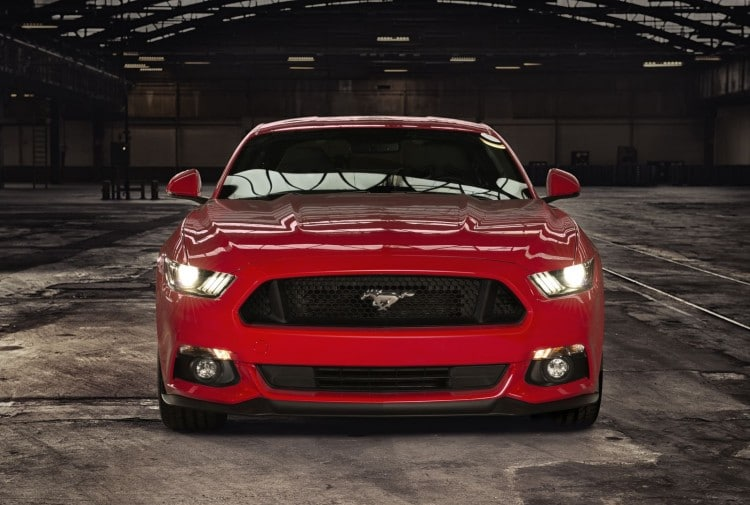 Ford Mustang Coupé 2015