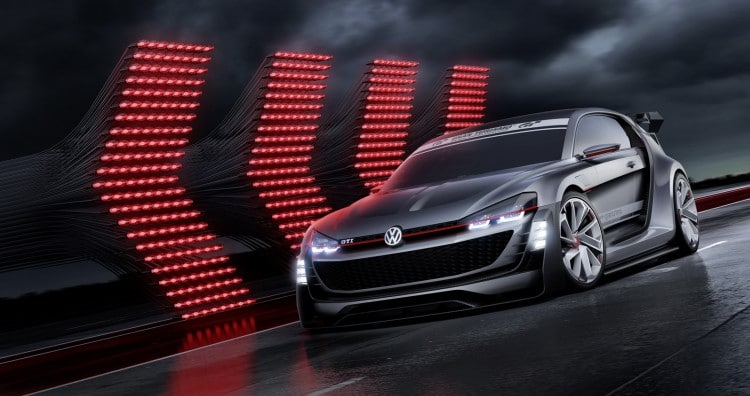 Volkswagen GTI Supersport Gran Turismo 6-6