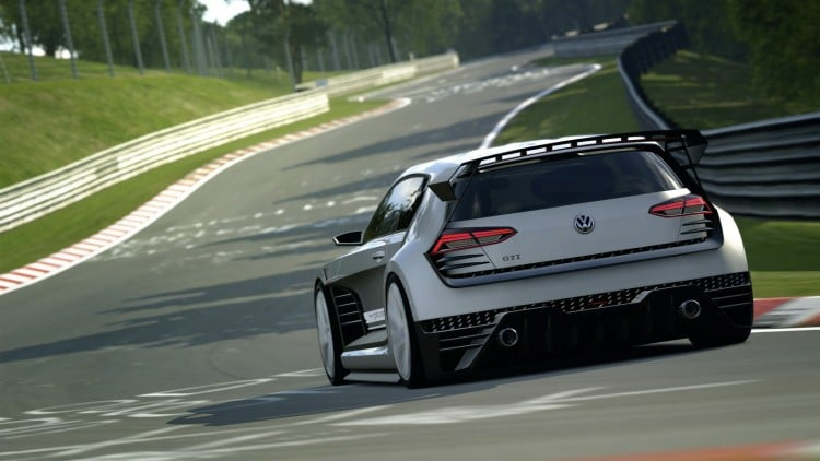 Volkswagen GTI Supersport Gran Turismo 6-8