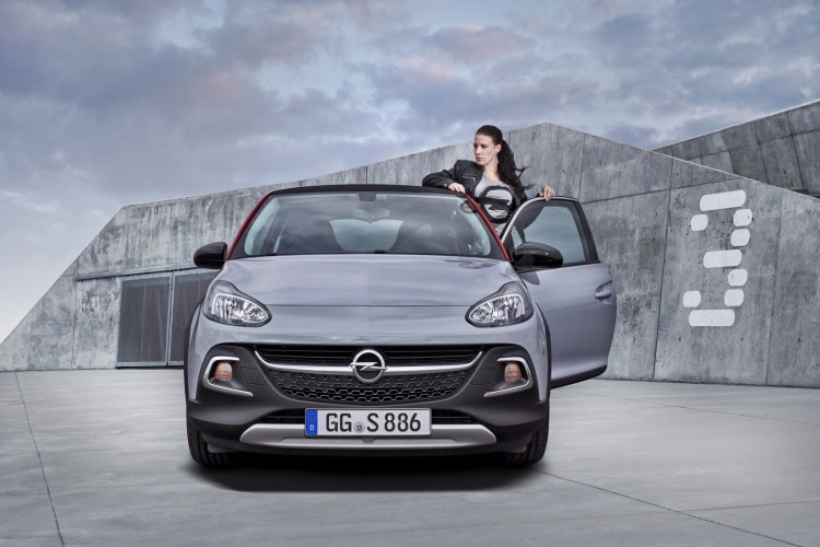 avant Opel Adam Rock S