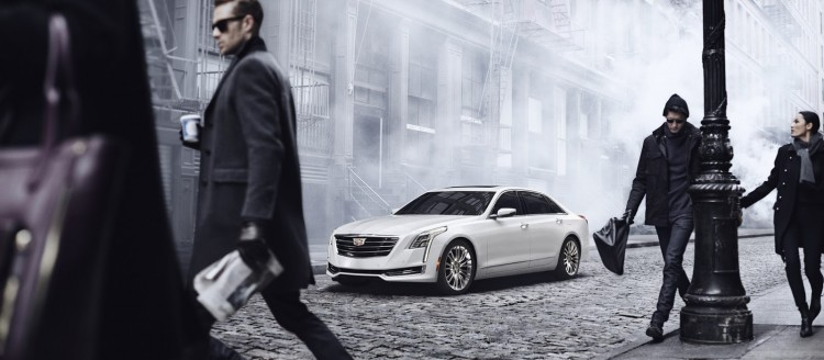 nouvelle Cadillac-CT6