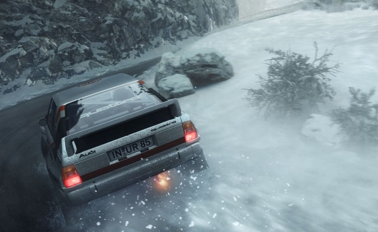 Audi Quattro DiRt Rally