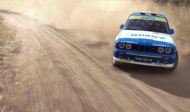 BMW M3 Evo E30 DiRt Rally